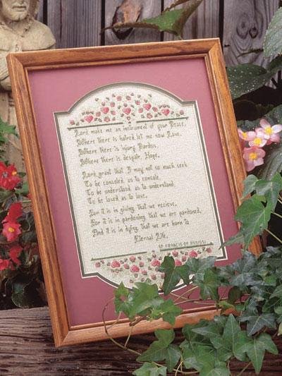 Prayer of St. Francis photo
