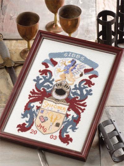 Stitcher Coat of Arms photo