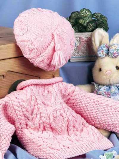 Sweetheart Sweater Set photo
