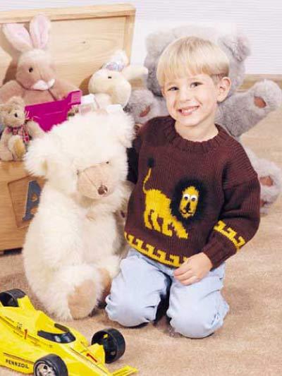 Lester the Lion photo
