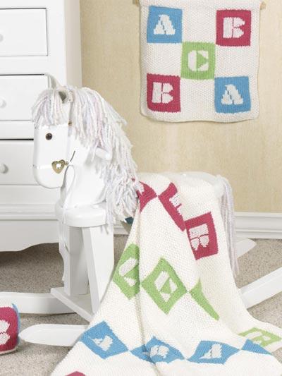 Alphabet Blocks Baby Accessories photo