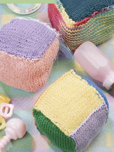 Colorful Baby Blocks photo