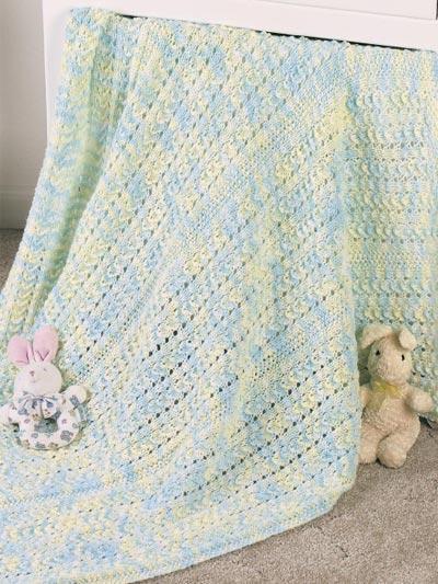 Little Huggy Baby Blanket photo