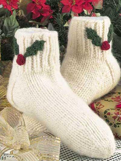 Christmas Booties photo