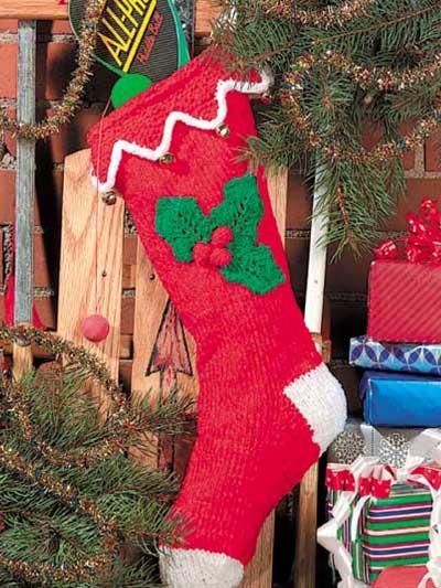 Jingle Bell Stocking photo