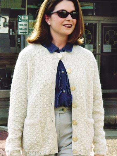 Autumn Elegance sweater photo