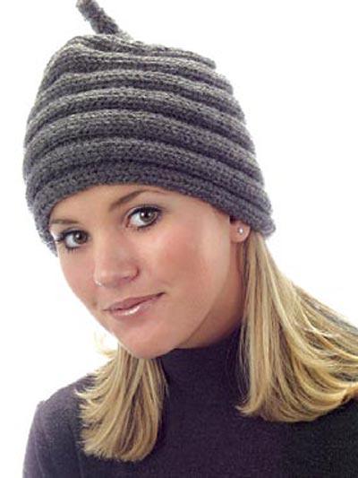 Arctic Ribbed Hat photo
