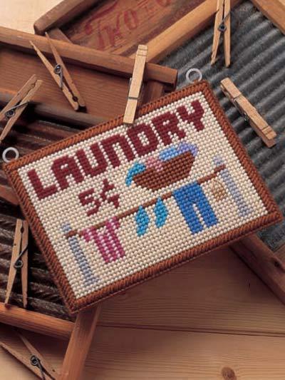 Laundry Sign photo