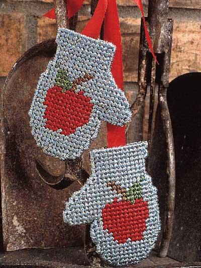 Apple Mittens photo