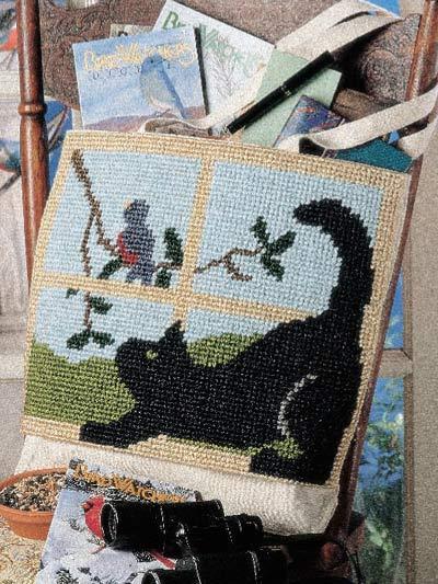 Birdwatcher Tote photo