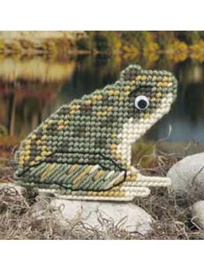 Animal Magnetism #15: Franny Frog photo