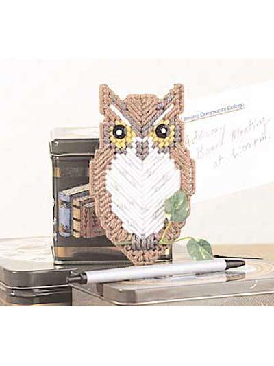 Animal Magnetism #11: Oliver Owl photo