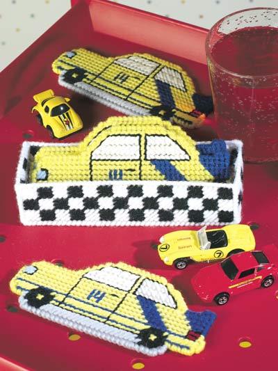Race Car Coasters photo