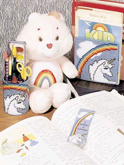 Magical Unicorns Desk Set photo