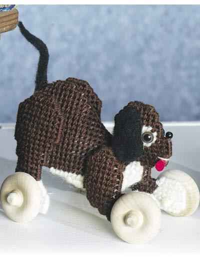 Puppy on Wheels photo