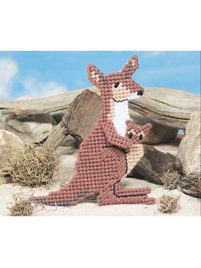 Animal Magnetism #10 - Katie Kangaroo photo