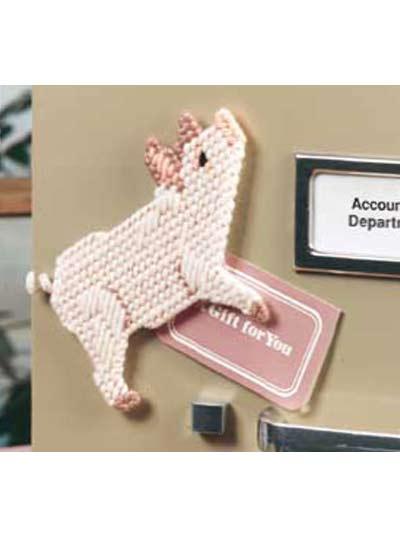 Animal Magnetism #13: Petunia Piglet photo