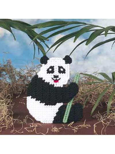 Animal Magnetism #16: Ping-a-Ling Panda photo
