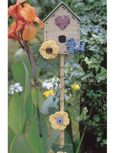 Birdhouse Garden Poke photo