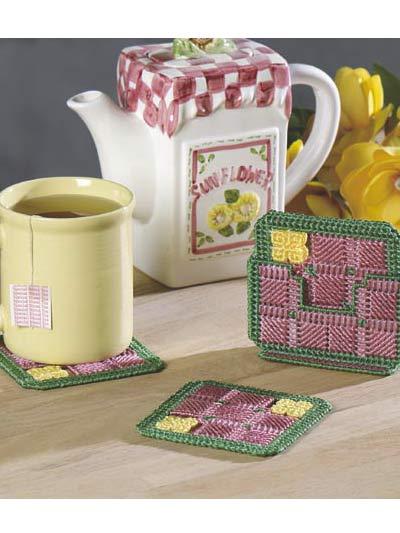 Spring Fling Coasters photo