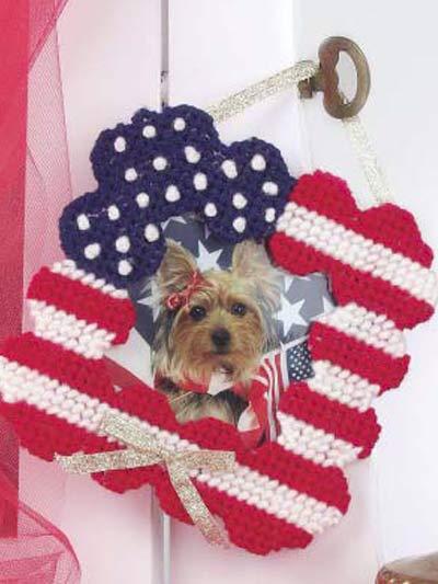 Patriotic Picture Frame photo