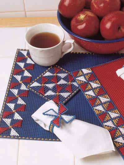 Pretty Pinwheels and Patterns photo