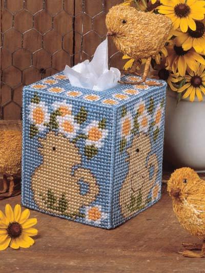 Chicken Pitcher Tissue Cover photo