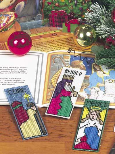 Christmas Bookmarks photo