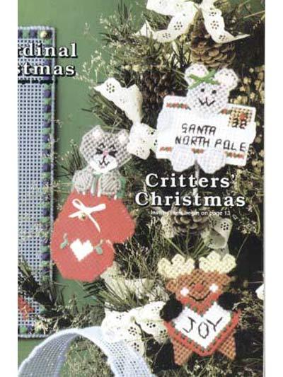Critter's Christmas photo