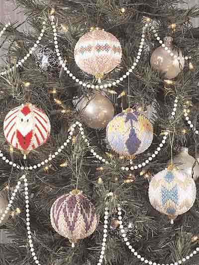 Elegant Christmas Balls photo