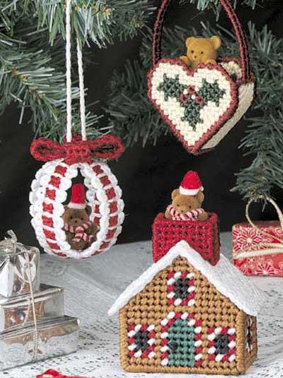Teddy Bear Christmas photo