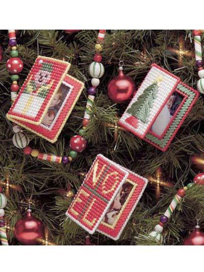 Book Frame Ornaments photo