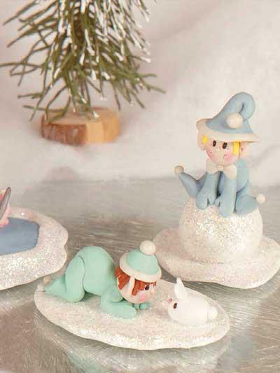 Baby Elves Figurines photo