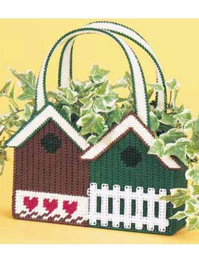 Birdhouse Gift Basket photo