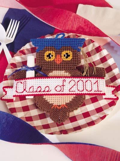 Graduation Owl photo