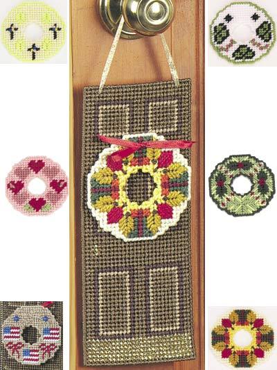 Pick-A-Holiday Doorknob Hanger photo