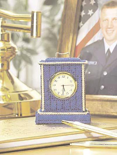 Mini Desk Clock photo