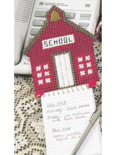 Schoolhouse Notepad photo