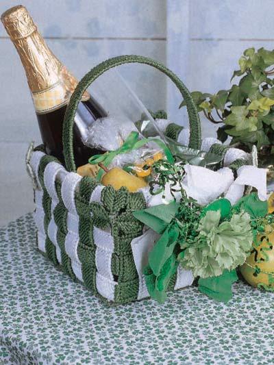 Irish Luck Basket photo