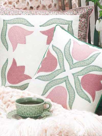 Dutch Tulip Pillows photo