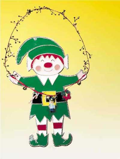 Santa's Little Elf photo