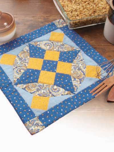 Blue Heaven Hot Mat photo