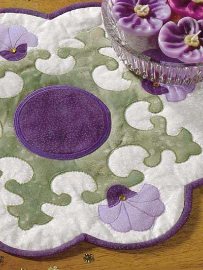 Royal Purple Blossoms photo