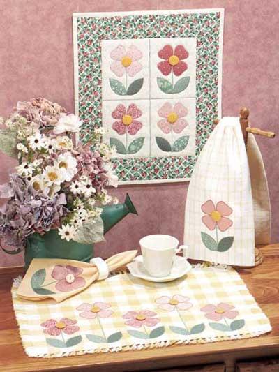 Spring Blossoms Kitchen Set photo