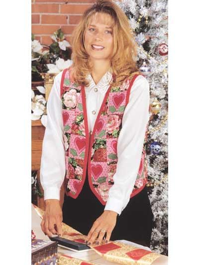 Holly-Patch Vest photo