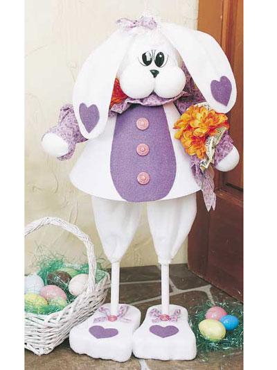 Lampshade Bunny photo