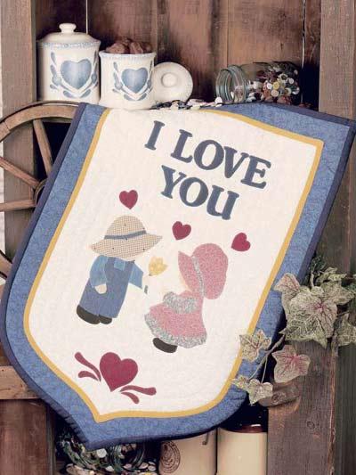 I Love You Banner photo
