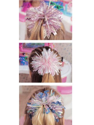 Hair Scrunchies photo