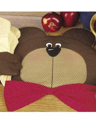 Big Bear Place Mat photo