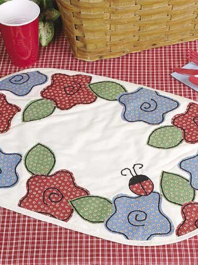 Garden Place Mat photo